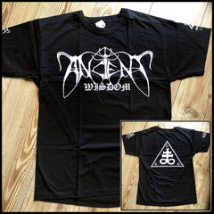 ANCIENT WISDOM: 'Logo & Sigil' shirt