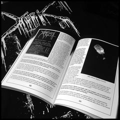 NEW: CULT NEVER DIES THE MEGA ZINE (book with CD, signed by author)