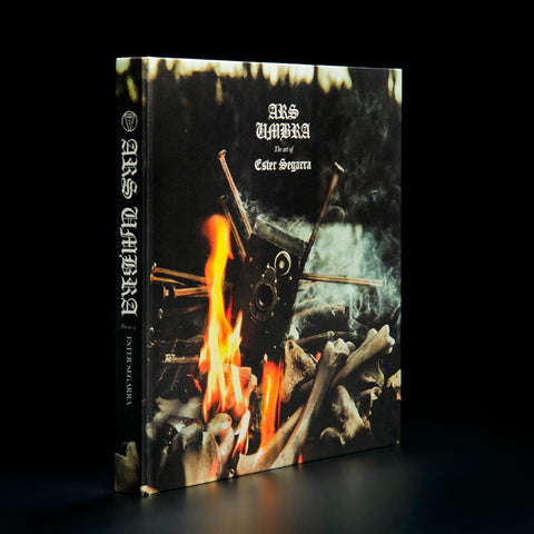 Back in stock: ARS UMBRA: THE ART OF ESTER SEGARRA book *Signed by artist*