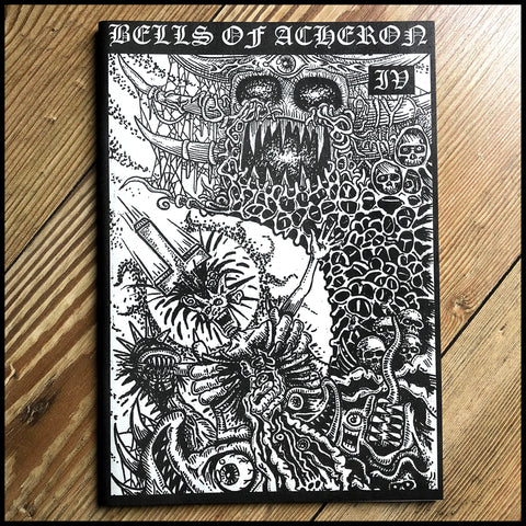 BELLS OF ACHERON fanzine issue 4