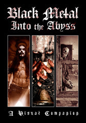 BLACK METAL: INTO THE ABYSS,  BOXSET UPGRADE [note: main book NOT included]