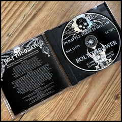 BOLT THROWER: In Battle There Is No Law! CD (Vinyl Solution edition)