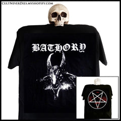 BATHORY: Goat / 1st album