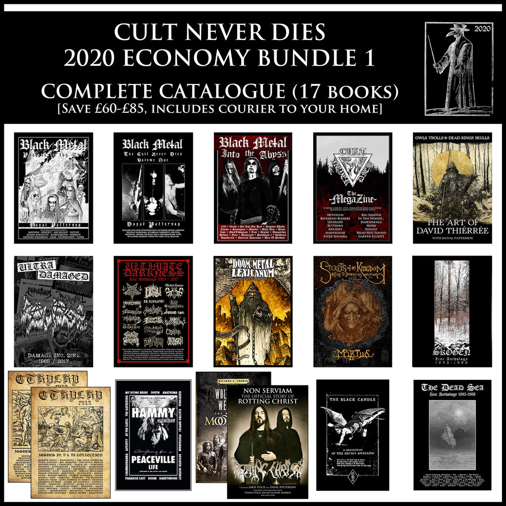 BOOK BUNDLE 1: 17 books + courier  [Price all inclusive, save £60-85, free tracking]