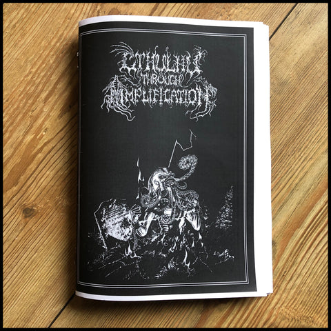 CTHULHU THROUGH AMPLIFICATION issue 1 (great new zine from 2021, possibly one-off)