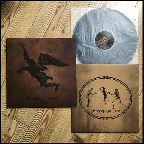 CÎNTECELE DIAVOLUI: The Devil's Songs Part I: Dance of the Dead LP (black vinyl, Mortiis side project)