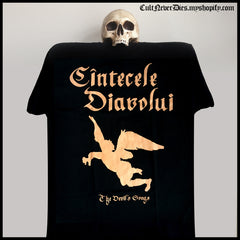NEW: CINTECELE DIAVOLUI 'The Devil's Songs' shirt