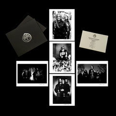 ESTER SEGARRA: Deluxe black metal photo box set (signed, limited to 33 copies) & registered shipping [price all inclusive]