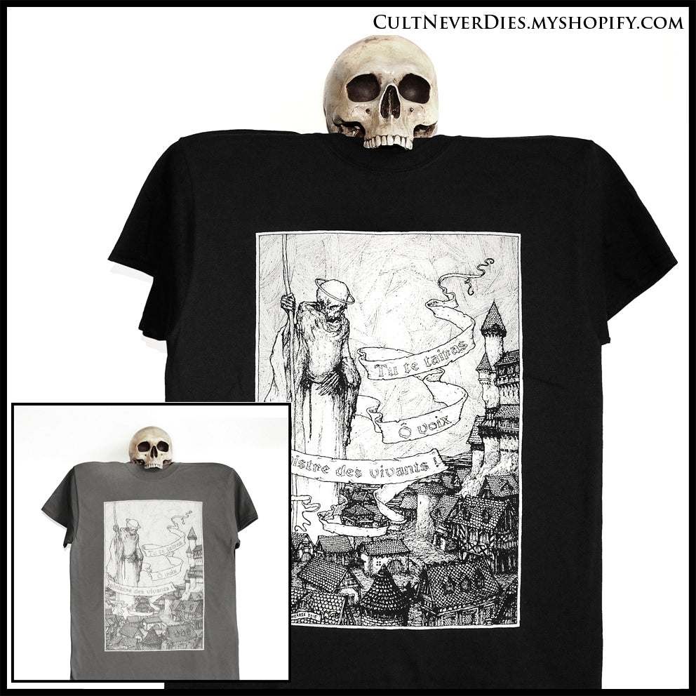 Exclusive DAVID THIÉRRÉE art shirts