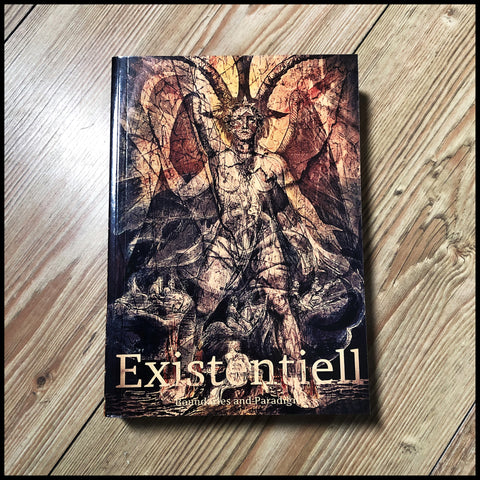 EXISTENTIELL - Boundaries and Paradigms book (limited numbers)