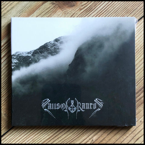FALL OF RAUROS: The Light That Dwells In Rotten Wood CD digipack