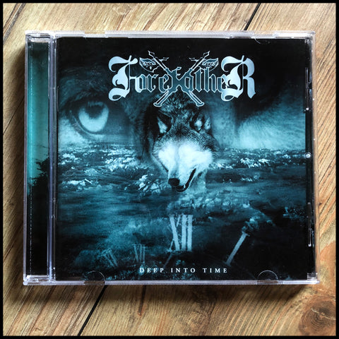 FOREFATHER: Deep Into Time CD (reissue, includes bonus track & liner notes)