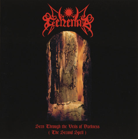GEHENNA: Seen Through The Veils Of Darkness (The Second Spell) CD (original release)