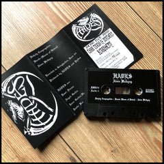 HADES (HADES ALMIGHTY): Alone Walkyng cassette (limited edition)
