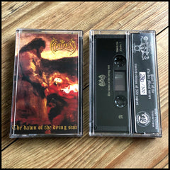 HADES (HADES ALMIGHTY): Dawn Of The Dying Sun cassette (limited edition)