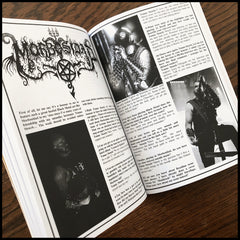 CTHULHU ZINE collection 2: (Issues 4, 5 & 6)  [black/death/grind/war metal]