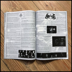 SLOWLY WE ROT #9 zine (and CD)