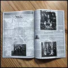 SLOWLY WE ROT #14 zine (and CD)