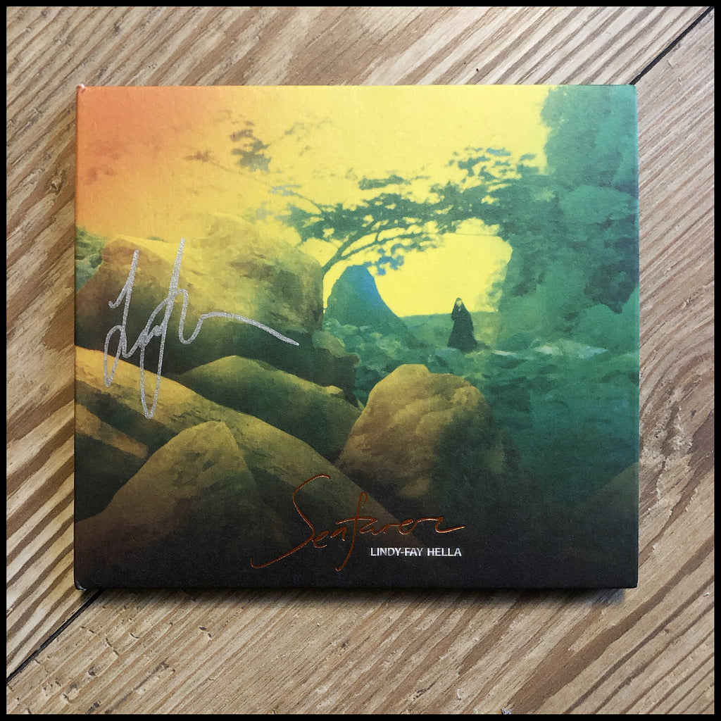 LINDY-FAY HELLA: Seafarer CD digipack *signed copies*