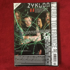ZERO TOLERANCE magazines (multiple back issues, issues 1-90)