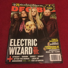 DECIBEL magazine (multiple issues from 1-100) with flexi discs where specified