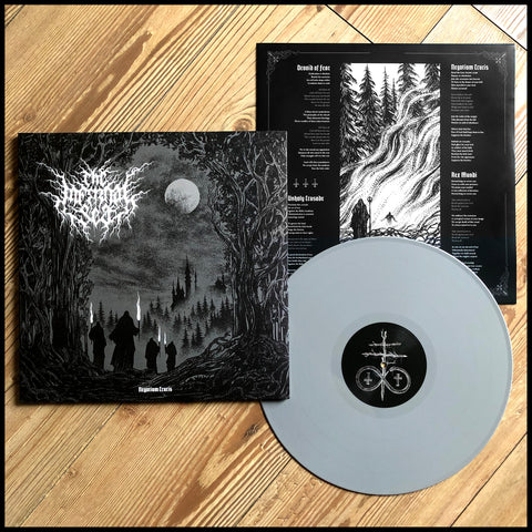 THE INFERNAL SEA: The Negotium Crucis LP (gatefold sleeve, silver vinyl)