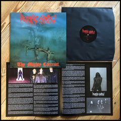 ROTTING CHRIST: Thy Mighty Contract LP (large booklet with lengthy liner notes, 180g vinyl)