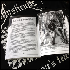 NEW: CULT NEVER DIES THE MEGA ZINE (book with CD, *SIGNED*)
