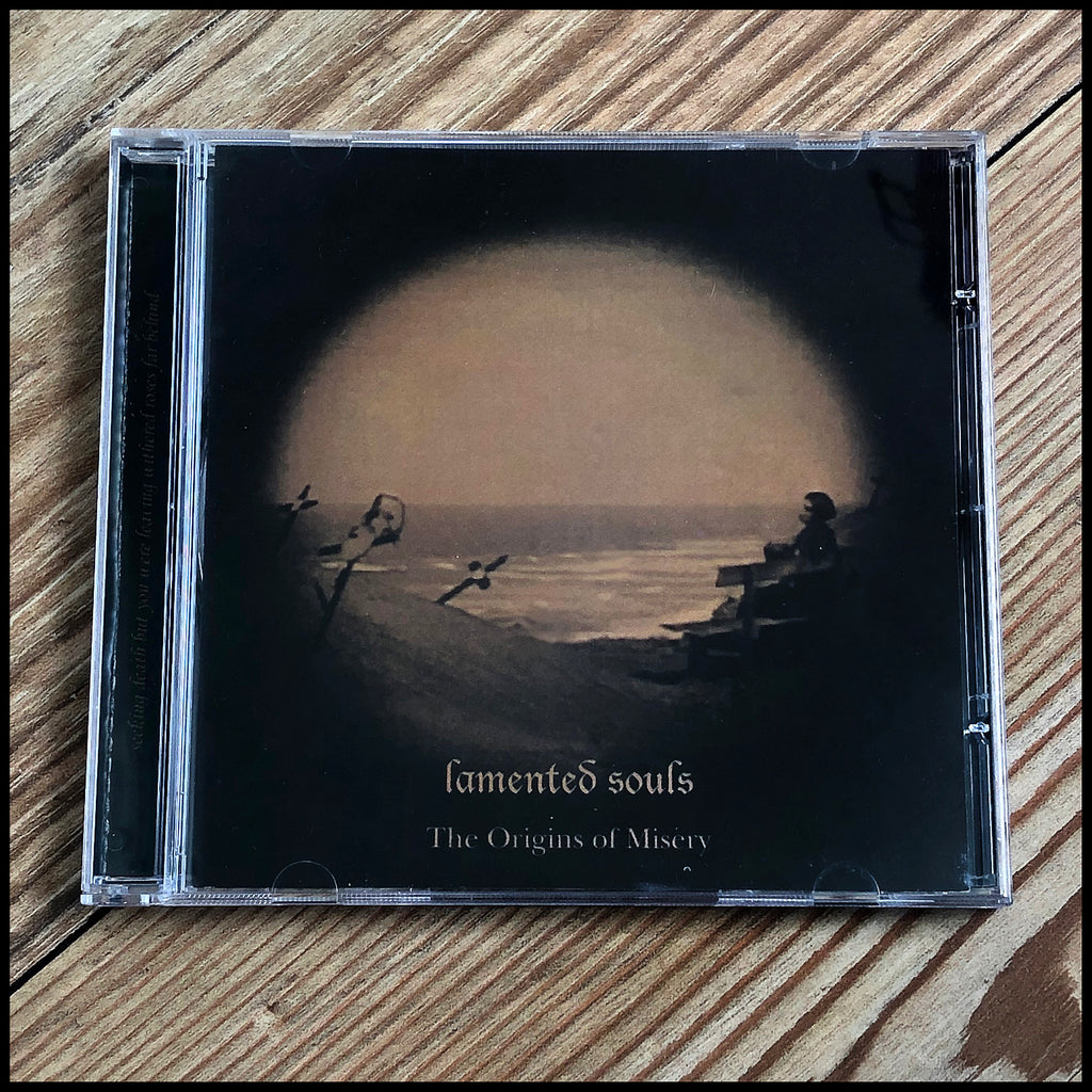 LAMENTED SOULS: The Origins Of Misery CD