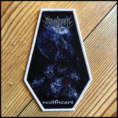 Official MOONSPELL: WOLFHEART patch (two versions)