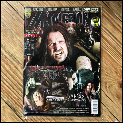 METALEGION magazine #5 (plus CD)