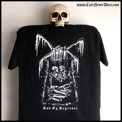 MORK: 'Dead And Buried' shirt [limited numbers]