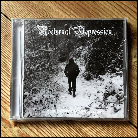 NOCTURNAL DEPRESSION: Four Seasons to a Depression CD (sealed)