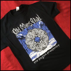 Restock (2nd Dec 2019) OLD MAN'S CHILD : 'The Pagan Prosperity' shirt / longsleeve