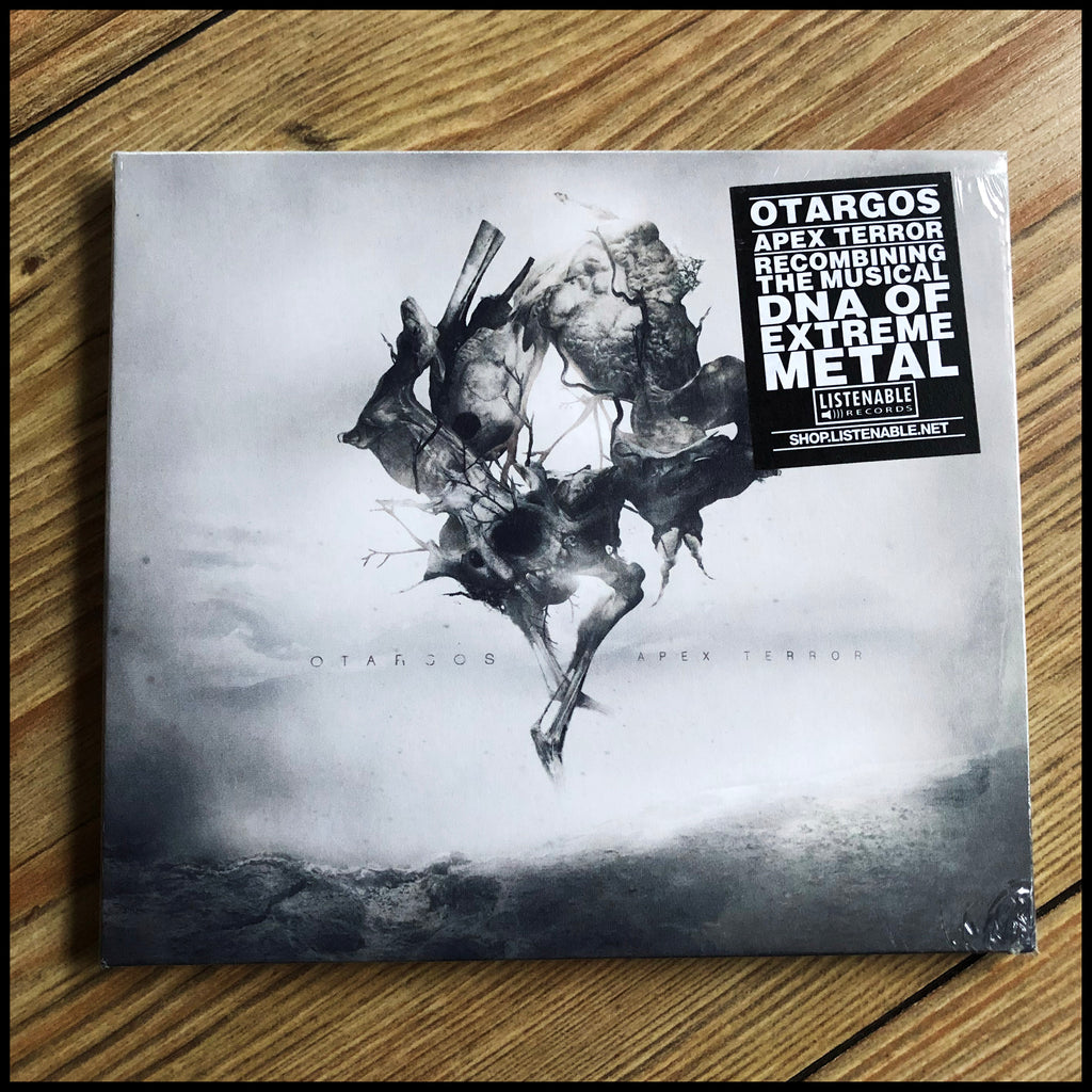 OTARGOS: Apex Terror CD digipack (sealed)