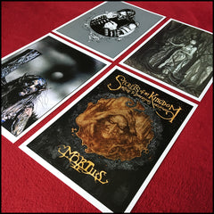 MORTIIS: SECRETS OF MY KINGDOM: RETURN TO DIMENSIONS UNKNOWN hardback book or *signed* boxset