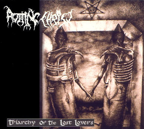 Pre-order [20th October] ROTTING CHRIST: Triarchy of the Lost Lovers CD (inc. bonus tracks)