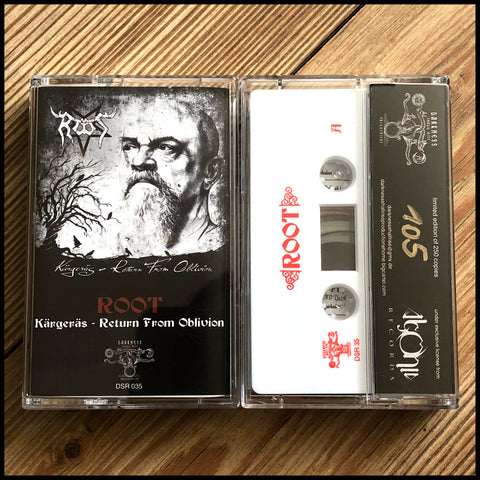 ROOT: Kärgeräs - Return from Oblivion cassette