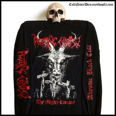 ROTTING CHRIST - 'Thy Mighty Contract' longsleeve shirt
