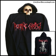 NEW: ROTTING CHRIST - 'Thy Mighty Contract' hoodie
