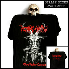 ROTTING CHRIST - 'Thy Mighty Contract' shirt / girlie shirt