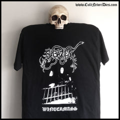MYSTICUM: 'Wintermass / Sabazios' shirt [limited numbers]