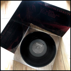 SADISTIK EXECUTION: The Magus LP (ltd. edition black vinyl, gatefold sleeve)