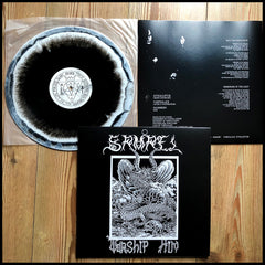 SAMAEL: Worship Him LP (ltd. remastered black/white swirl 180g vinyl)