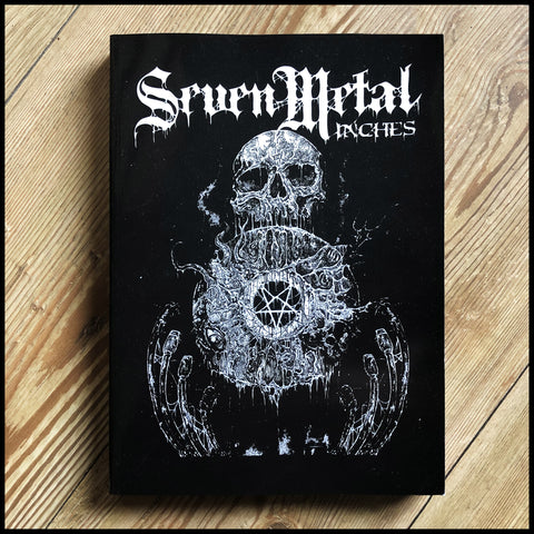 "SEVEN METAL INCHES - 40 YEARS OF PICTURE 7""s book [EXPANDED 2ND EDITION]"
