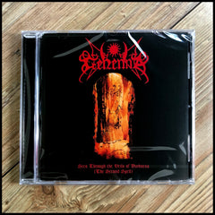 GEHENNA: Seen Through The Veils Of Darkness (The Second Spell) CD (2016 remastered reissue, sealed)