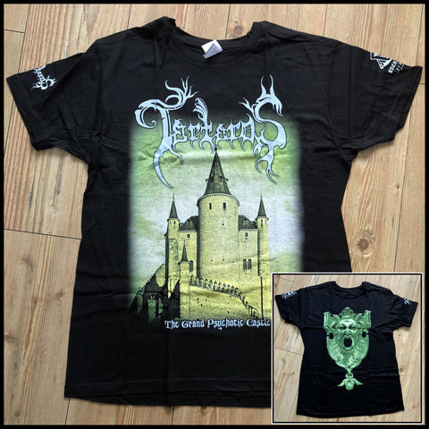 TARTAROS: 'The Grand Psychotic Castle' shirt