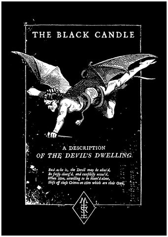 NEW: THE BLACK CANDLE VOLUME III: SYMPATHY FOR THE DEVIL book
