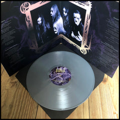 THY PRIMORDIAL: Where Only The Seasons Mark The Paths Of Time LP (gatefold sleeve, grey vinyl)