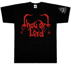 THOU ART LORD: 'The Era Of Satan Rising' shirt